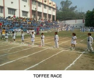 TOFFEE RACE