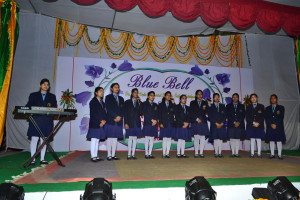 The Blue Bell song by Senior Girls