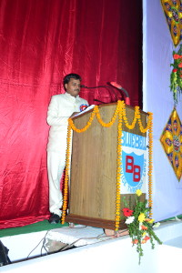 Annual Report read by Shri Vikas Mishra ( PGT , Physics )