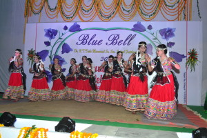 """A Rajasthani dance on the song """"Gori nache re.."""""""