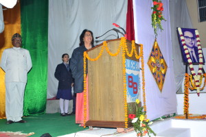Vote of Thanks by the Principal